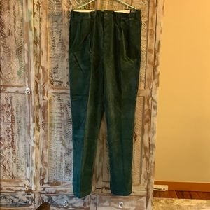 Polo By Ralph Lauren Corduroy Tailored Pants